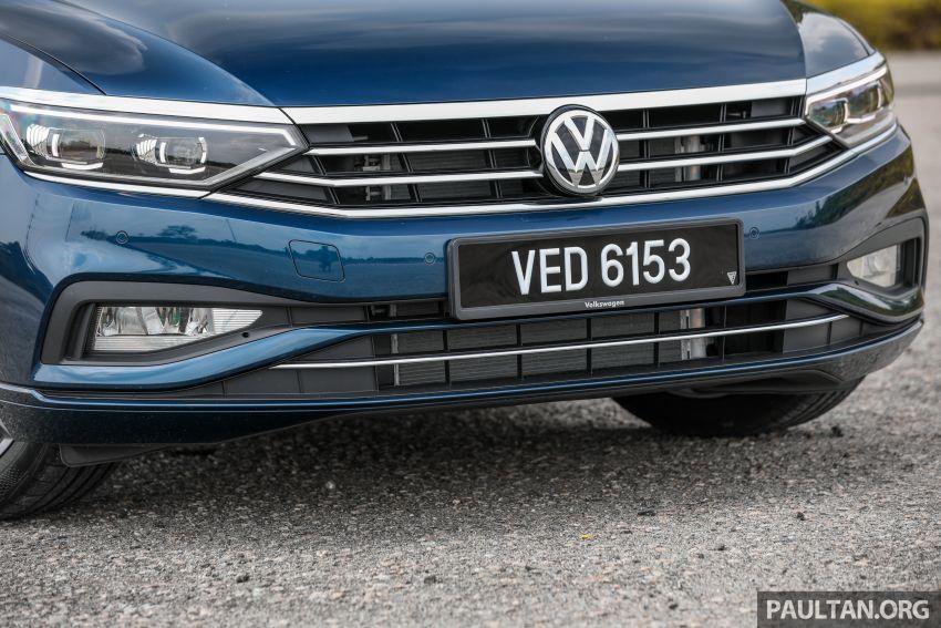 FIRST DRIVE: 2020 Volkswagen Passat 2.0 TSI review Image #1074739