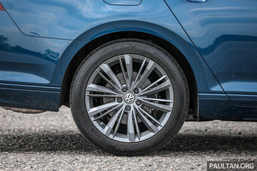 FIRST DRIVE: 2020 Volkswagen Passat 2.0 TSI review Image #1074744