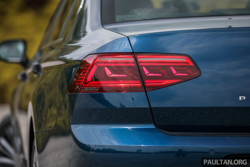FIRST DRIVE: 2020 Volkswagen Passat 2.0 TSI review Image #1074746