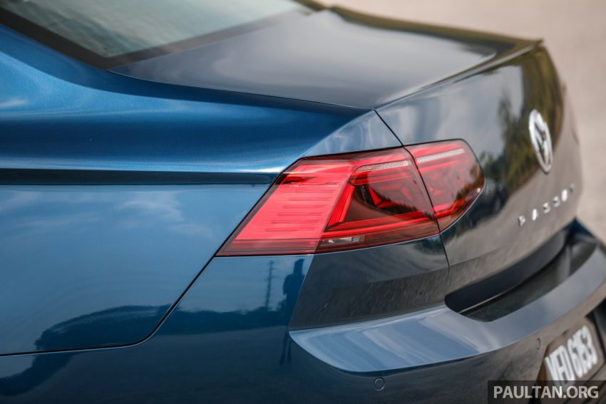 FIRST DRIVE: 2020 Volkswagen Passat 2.0 TSI review Image #1074747