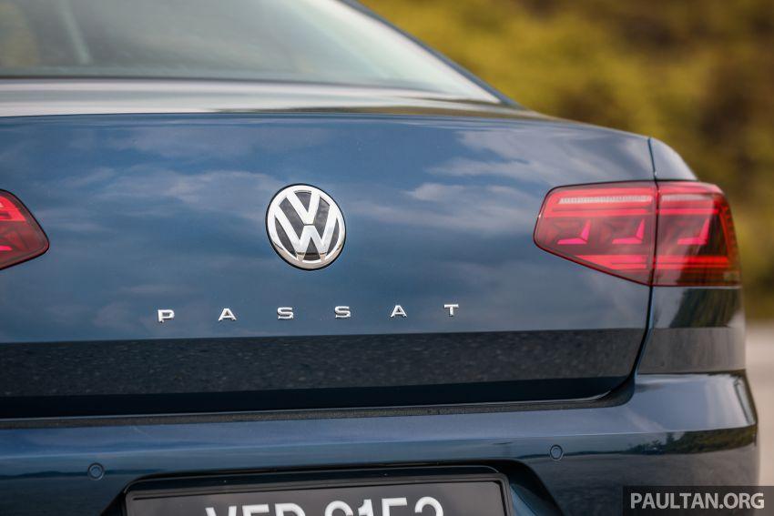 FIRST DRIVE: 2020 Volkswagen Passat 2.0 TSI review Image #1074749