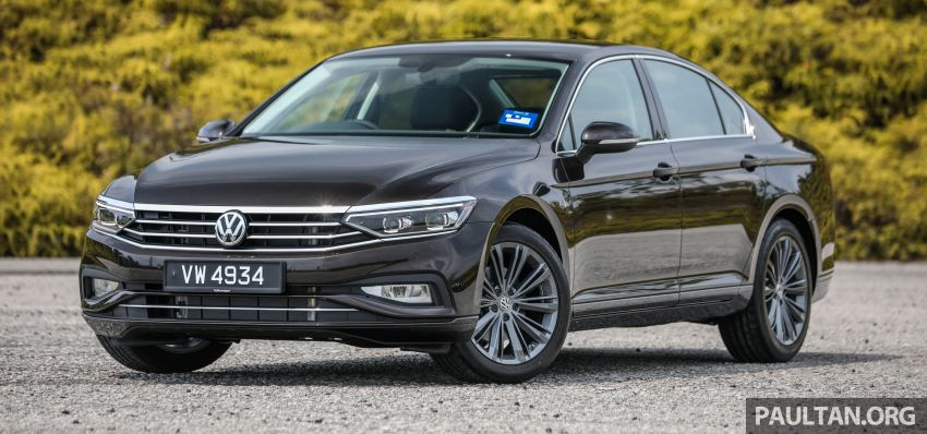 FIRST DRIVE: 2020 Volkswagen Passat 2.0 TSI review Image #1074755