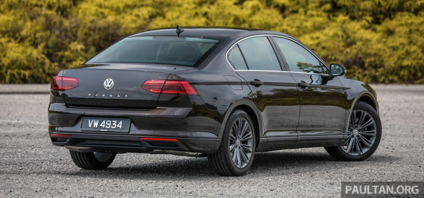 FIRST DRIVE: 2020 Volkswagen Passat 2.0 TSI review Image #1074758