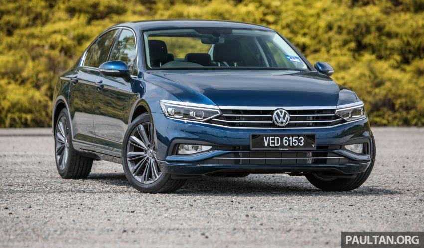 FIRST DRIVE: 2020 Volkswagen Passat 2.0 TSI review Image #1074722