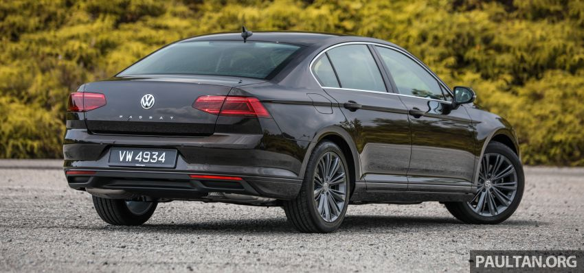 FIRST DRIVE: 2020 Volkswagen Passat 2.0 TSI review Image #1074759