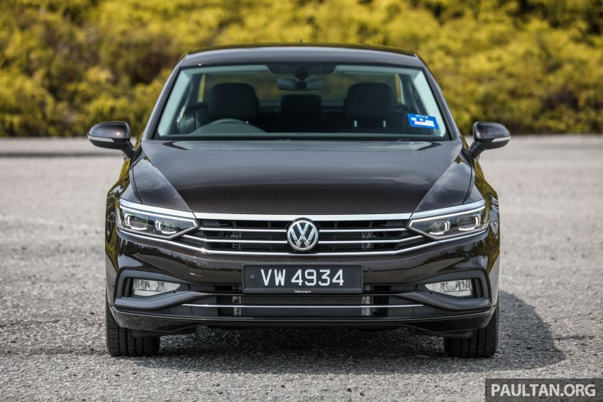 FIRST DRIVE: 2020 Volkswagen Passat 2.0 TSI review Image #1074762