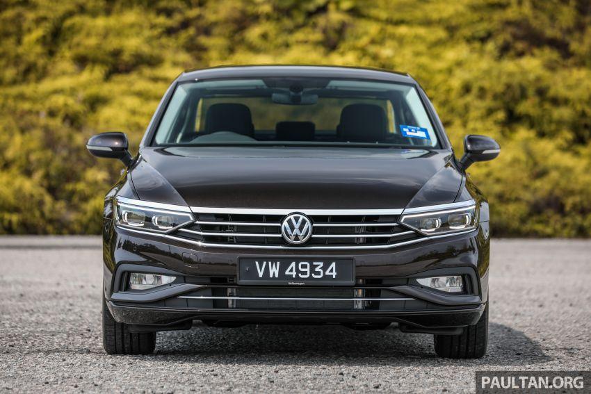 FIRST DRIVE: 2020 Volkswagen Passat 2.0 TSI review Image #1074763