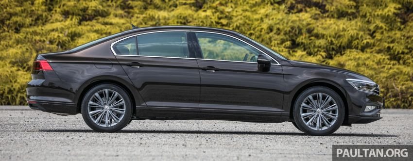 FIRST DRIVE: 2020 Volkswagen Passat 2.0 TSI review Image #1074771