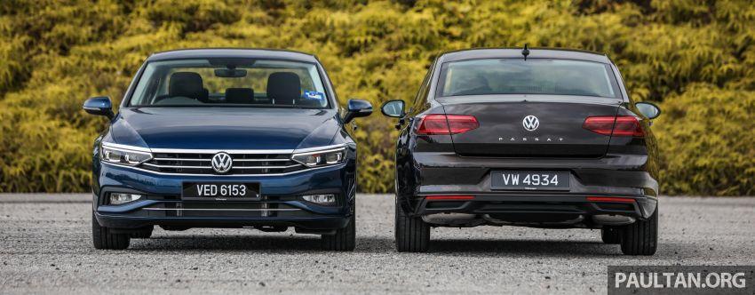 FIRST DRIVE: 2020 Volkswagen Passat 2.0 TSI review Image #1074775