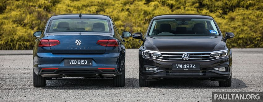 FIRST DRIVE: 2020 Volkswagen Passat 2.0 TSI review Image #1074776