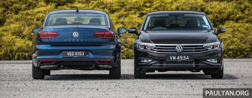 FIRST DRIVE: 2020 Volkswagen Passat 2.0 TSI review Image #1074777