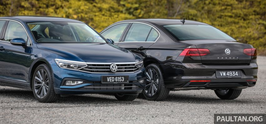 FIRST DRIVE: 2020 Volkswagen Passat 2.0 TSI review Image #1074778