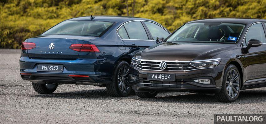 FIRST DRIVE: 2020 Volkswagen Passat 2.0 TSI review Image #1074779