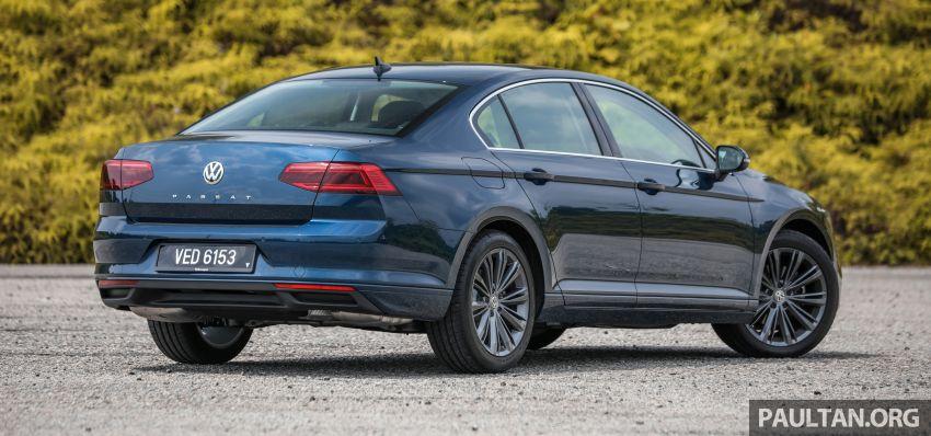 FIRST DRIVE: 2020 Volkswagen Passat 2.0 TSI review Image #1074725