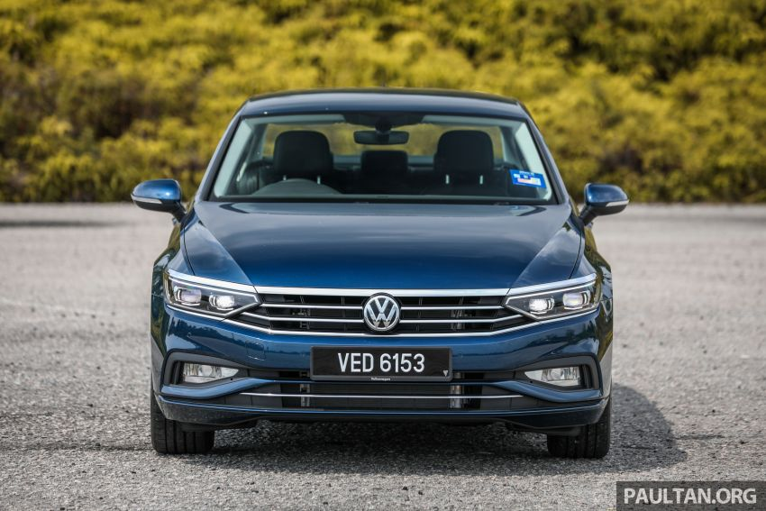 FIRST DRIVE: 2020 Volkswagen Passat 2.0 TSI review Image #1074728