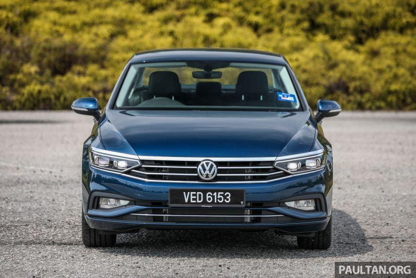 FIRST DRIVE: 2020 Volkswagen Passat 2.0 TSI review Image #1074728