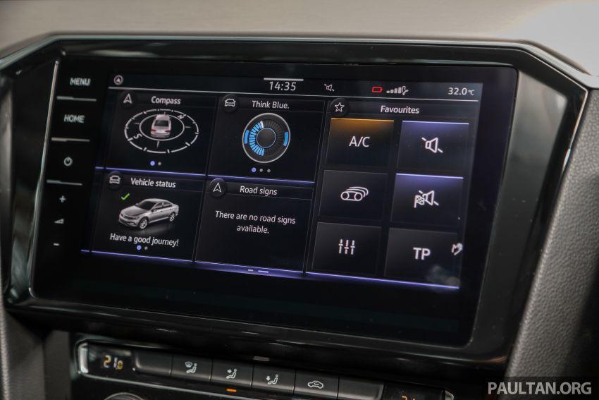 FIRST DRIVE: 2020 Volkswagen Passat 2.0 TSI review Image #1074797