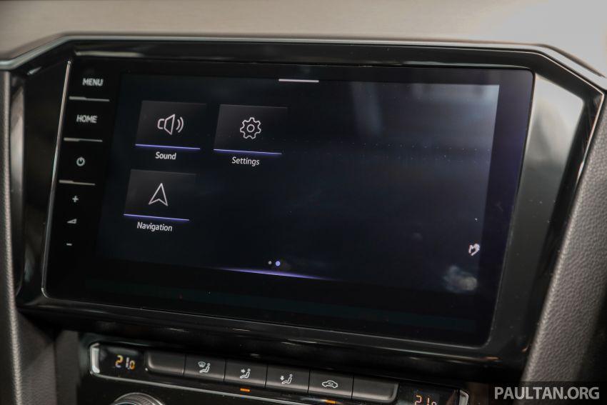 FIRST DRIVE: 2020 Volkswagen Passat 2.0 TSI review Image #1074801