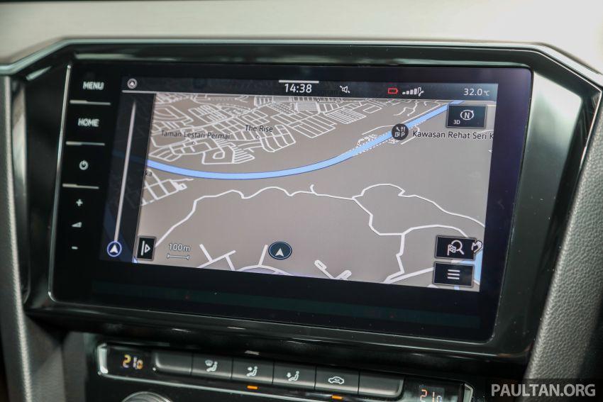 FIRST DRIVE: 2020 Volkswagen Passat 2.0 TSI review Image #1074803