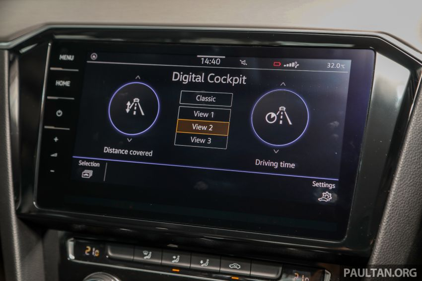 FIRST DRIVE: 2020 Volkswagen Passat 2.0 TSI review Image #1074808