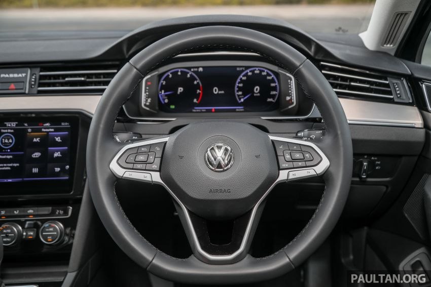 FIRST DRIVE: 2020 Volkswagen Passat 2.0 TSI review Image #1074782