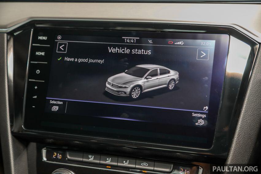 FIRST DRIVE: 2020 Volkswagen Passat 2.0 TSI review Image #1074810
