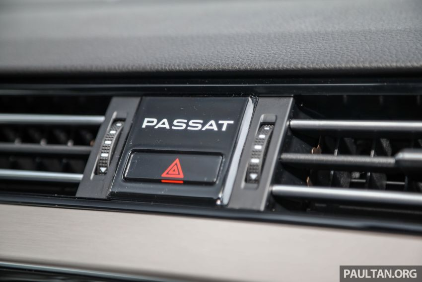 FIRST DRIVE: 2020 Volkswagen Passat 2.0 TSI review Image #1074812