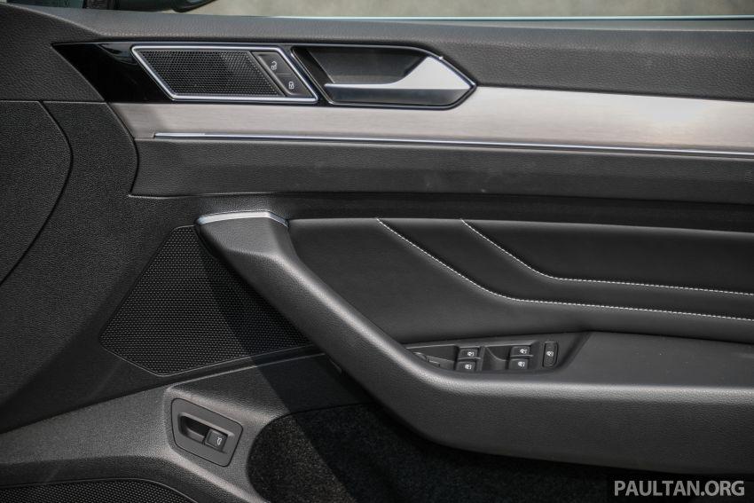 FIRST DRIVE: 2020 Volkswagen Passat 2.0 TSI review Image #1074827