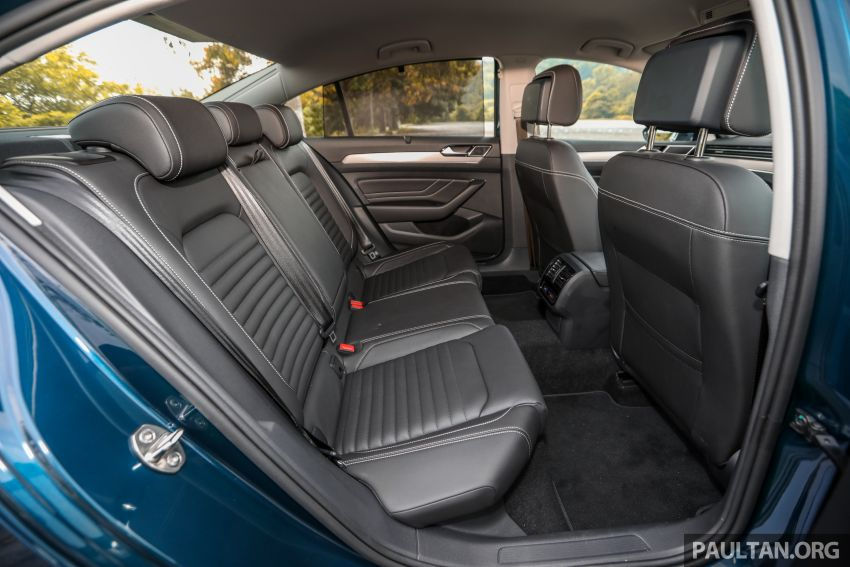 FIRST DRIVE: 2020 Volkswagen Passat 2.0 TSI review Image #1074834