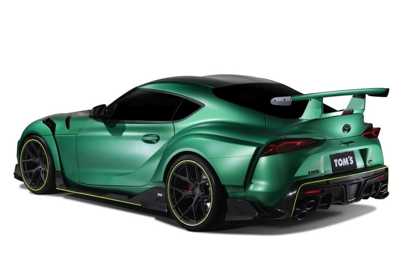 TAS 2020: A90 Toyota GR Supra left, right and centre Image #1073477