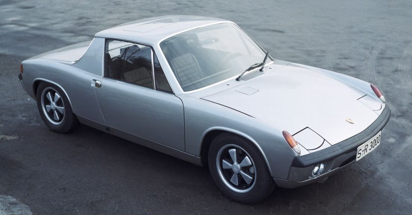Porsche design chief keen on a new puristic midship sports car with no electrics, just fully mechanical Image #1081811