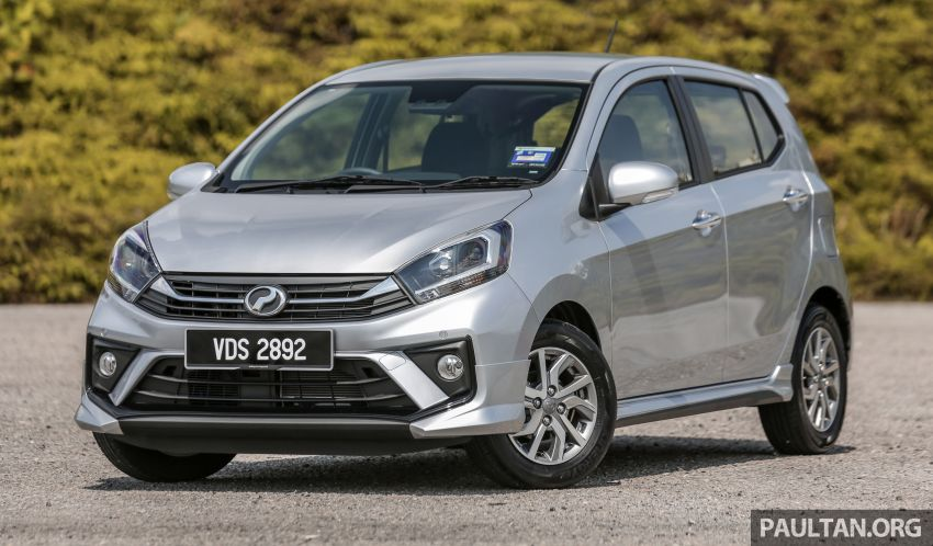 Top 10 best-selling car models in Malaysia in 2019 Image #1078202