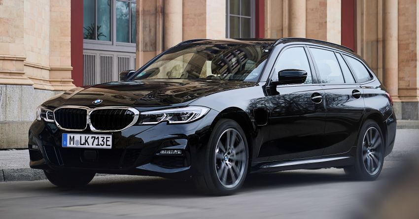 2020 G21 BMW 330e Touring debuts – new 330e range now expands to four variants, RWD and xDrive AWD Image #1083879