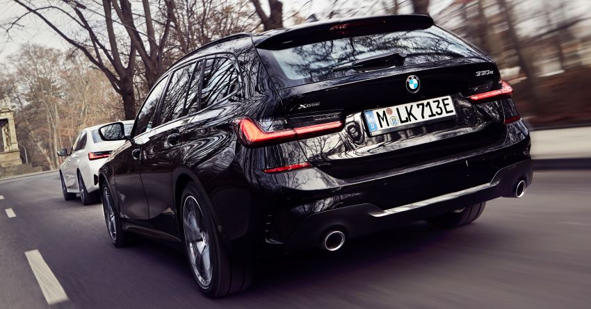2020 G21 BMW 330e Touring debuts – new 330e range now expands to four variants, RWD and xDrive AWD Image #1083880