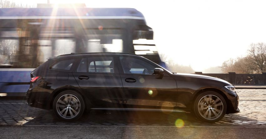 2020 G21 BMW 330e Touring debuts – new 330e range now expands to four variants, RWD and xDrive AWD Image #1083882