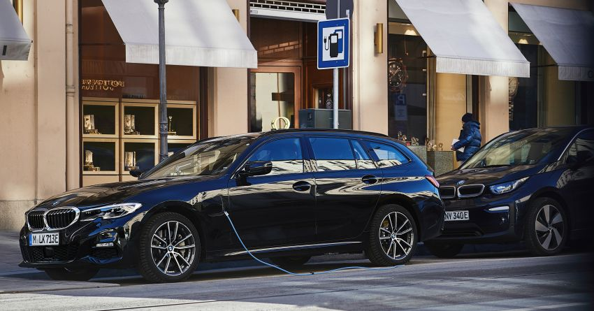 2020 G21 BMW 330e Touring debuts – new 330e range now expands to four variants, RWD and xDrive AWD Image #1083883