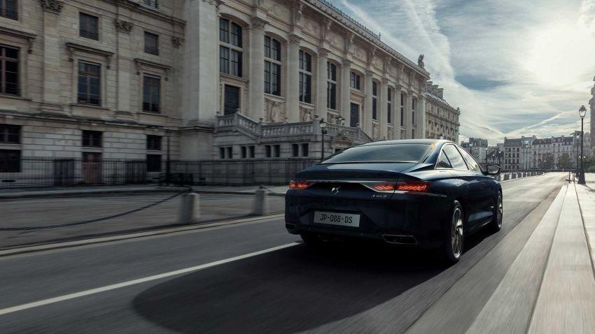 DS9 flagship sedan revealed – global plug-in hybrid Image #1086372