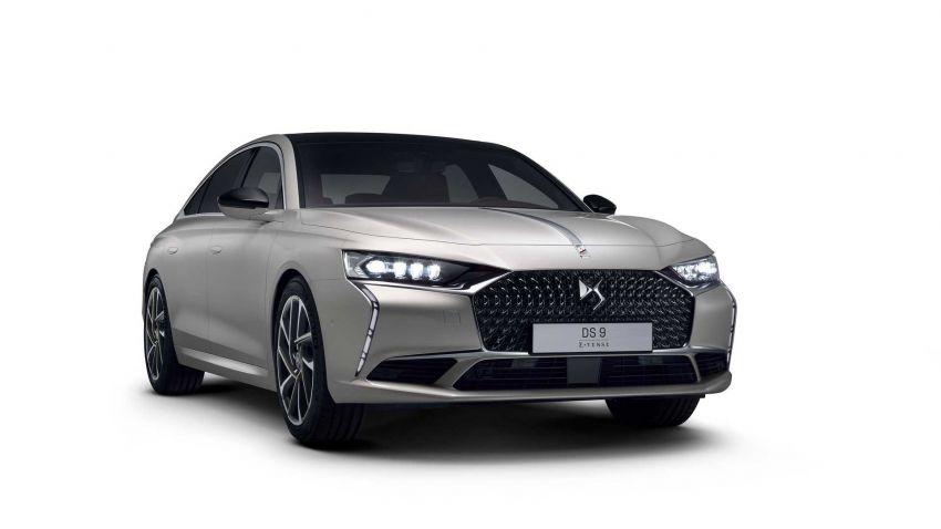 DS9 flagship sedan revealed – global plug-in hybrid Image #1086381