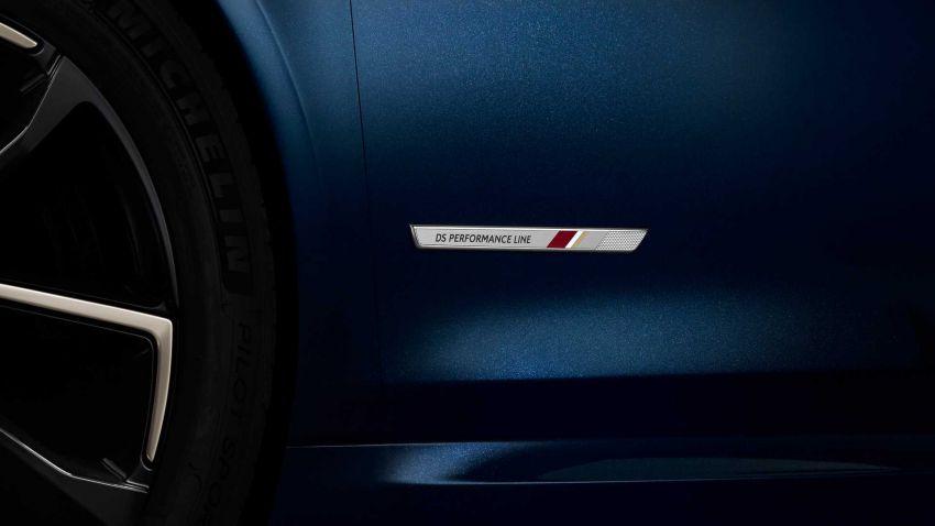 DS9 flagship sedan revealed – global plug-in hybrid Image #1086488