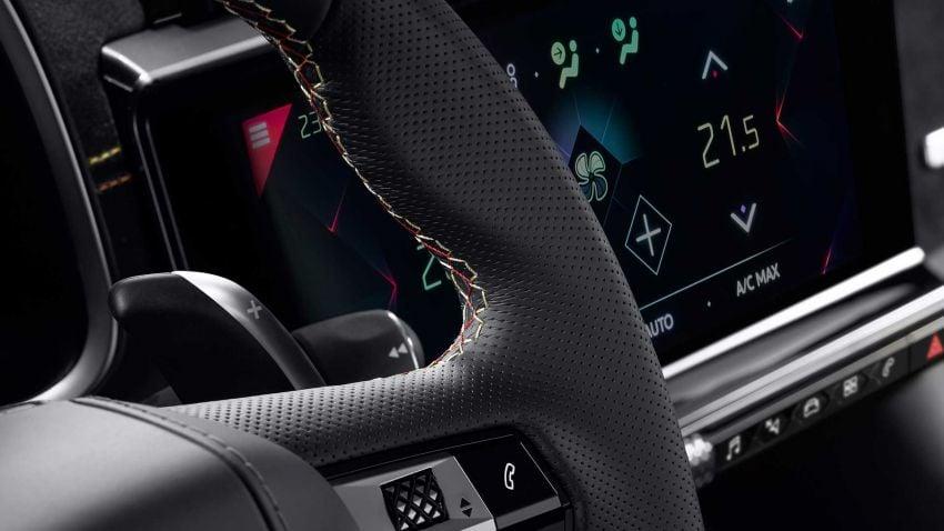 DS9 flagship sedan revealed – global plug-in hybrid Image #1086494