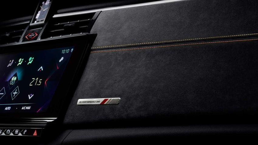 DS9 flagship sedan revealed – global plug-in hybrid Image #1086495