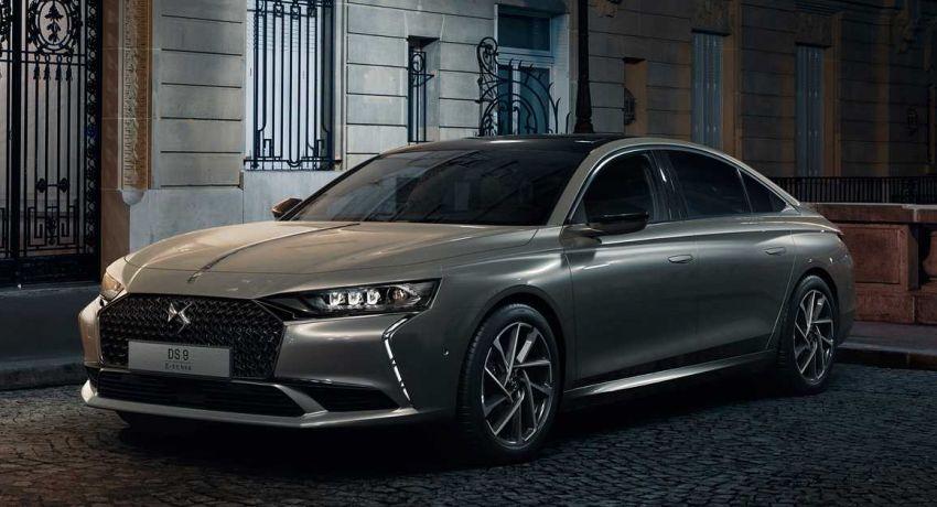DS9 flagship sedan revealed – global plug-in hybrid Image #1086373
