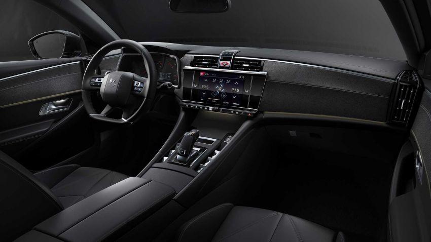 DS9 flagship sedan revealed – global plug-in hybrid Image #1086408