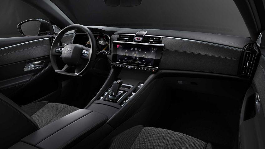 DS9 flagship sedan revealed – global plug-in hybrid Image #1086409