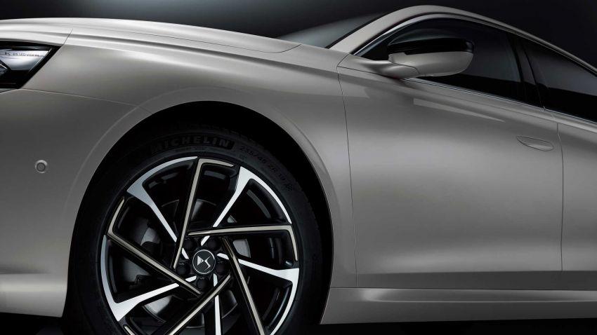 DS9 flagship sedan revealed – global plug-in hybrid Image #1086418