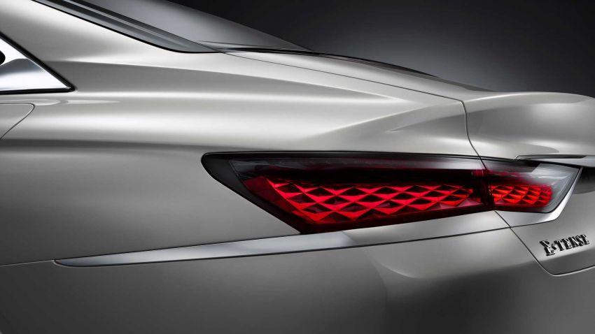 DS9 flagship sedan revealed – global plug-in hybrid Image #1086424
