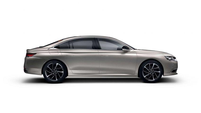 DS9 flagship sedan revealed – global plug-in hybrid Image #1086376