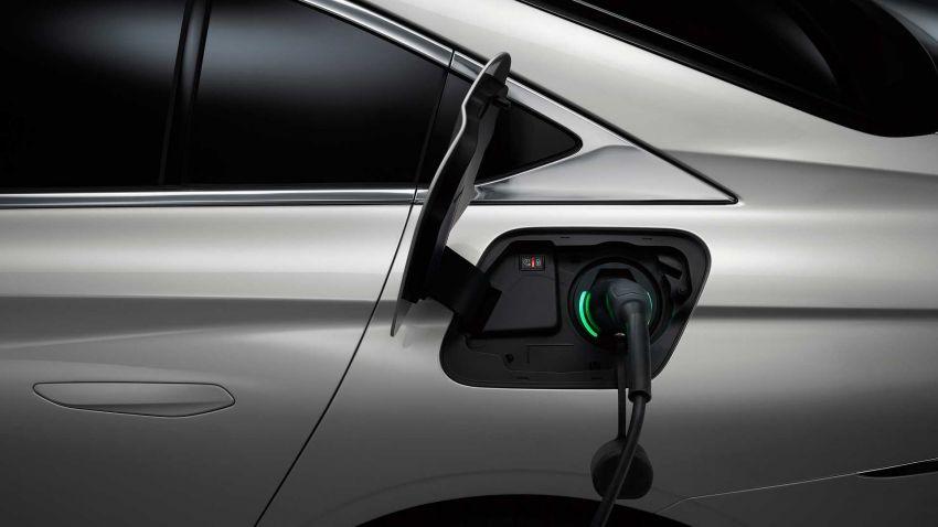 DS9 flagship sedan revealed – global plug-in hybrid Image #1086426