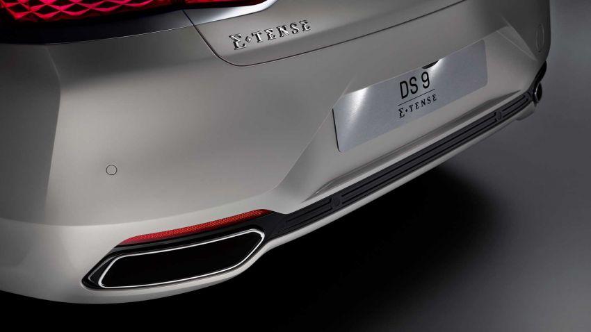 DS9 flagship sedan revealed – global plug-in hybrid Image #1086428