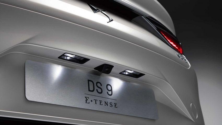 DS9 flagship sedan revealed – global plug-in hybrid Image #1086429
